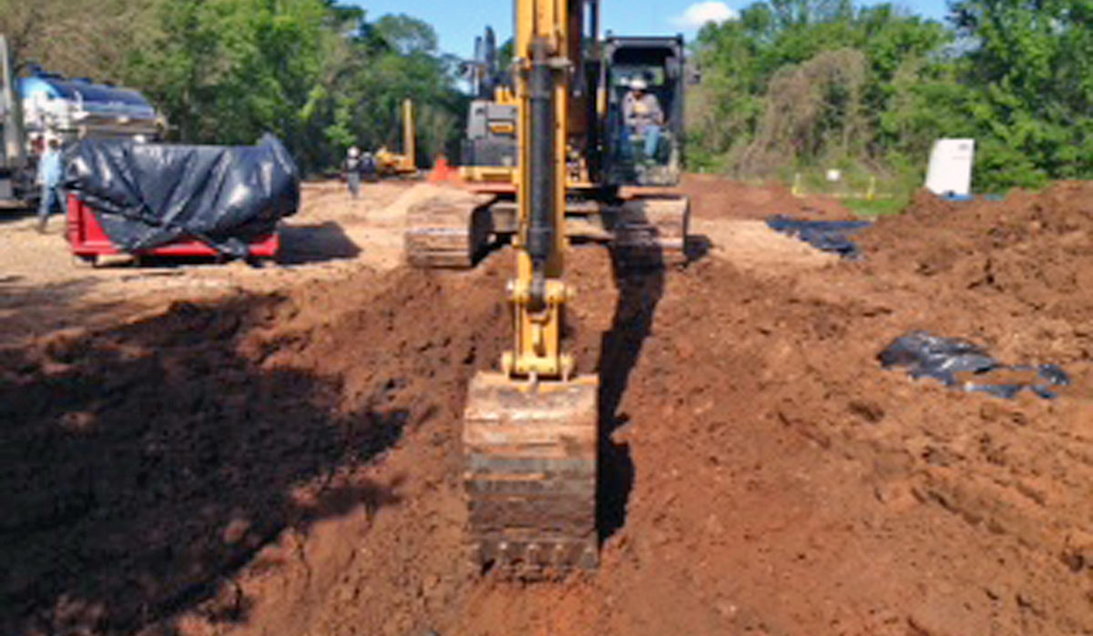 contaminated soil remediation industry 2014 across