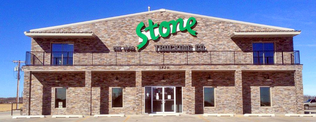 Stone Trucking Company | Heavy Haul Transportation, Flatbed