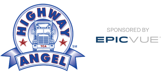 Action Specialized Driver name Highway Angel by the Truckload Carrier Association